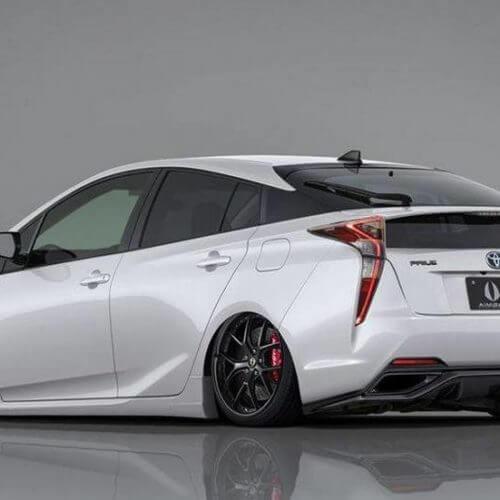 Toyota Prius будет стилизована под Lexus